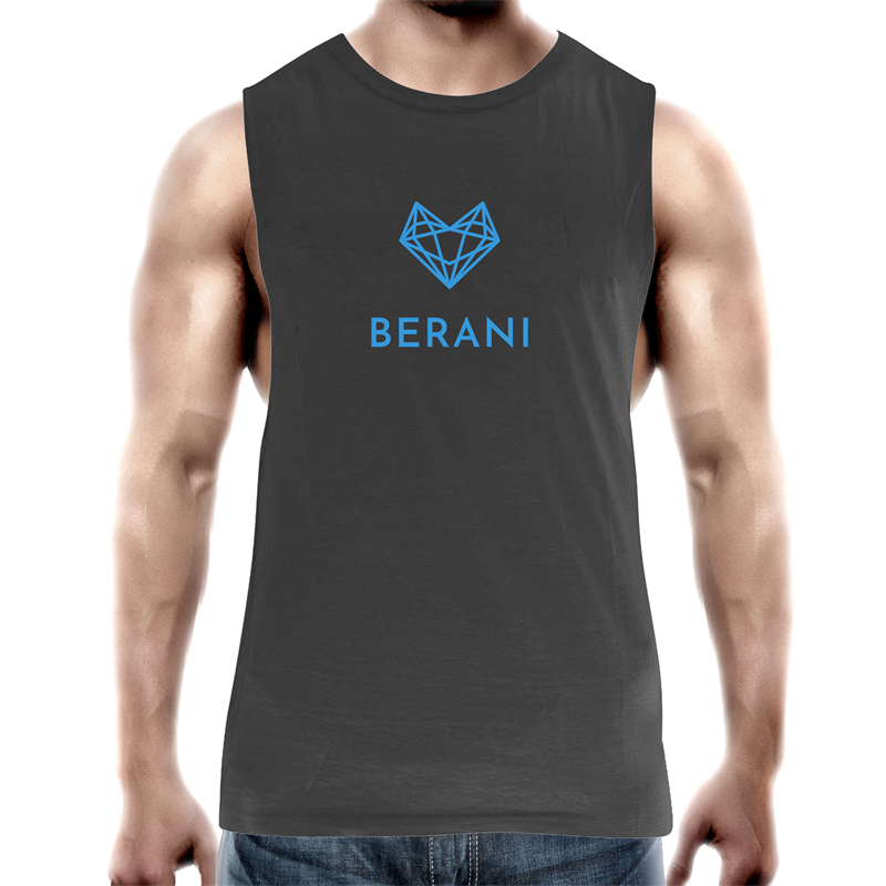 Represent - Mens Tank - Berani Music & Apparel
