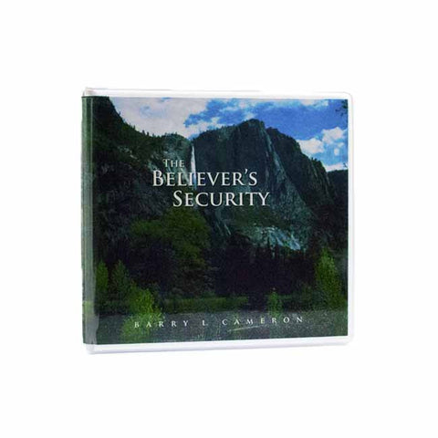 Believer's Security