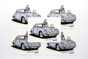 "356 ""Pam"" Sticker"