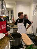 OUCH! That's hot! Apron