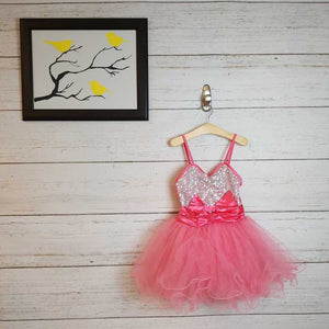 Weissman Child Med Dance Dress 7/8