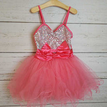 Load image into Gallery viewer, Weissman Child Med Dance Dress 7/8