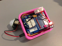 Wireless Sensing Lab Workshop Kit RETAIL