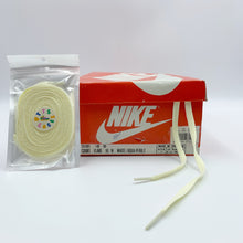 "Load image into Gallery viewer, Vintage TTS Laces 001 ""Cream White"""