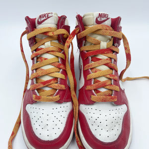 "Vintage TTS Laces 005 ""Fade Red"""