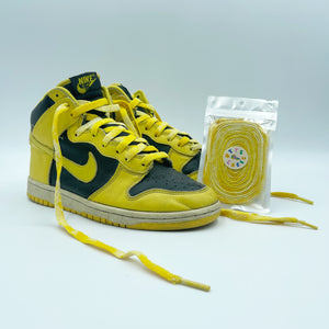 "Vintage TTS Laces 006 ""Fade Yellow"""