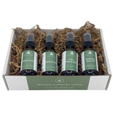 Founder's Daily Essentials Skincare Gift Set