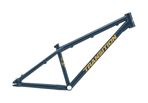 2020 Transition PBJ Steel Hard Tail Frameset