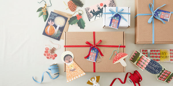 Limited Edition Festive Gift Boxes