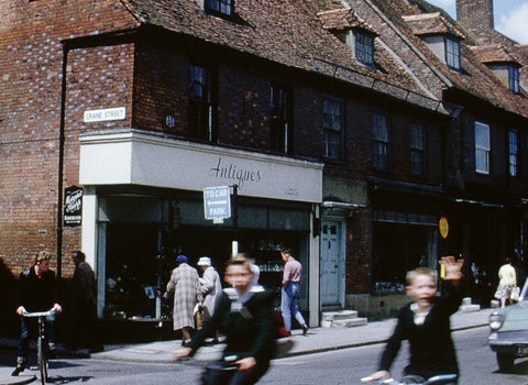 fifties chichester