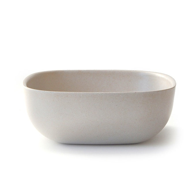 Large Bamboo Salad Bowl - Stone