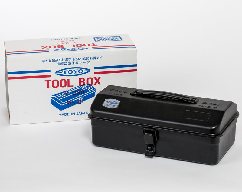 Toyo Steel Toolbox - Medium