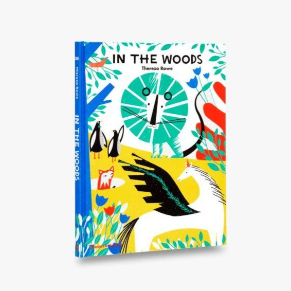'In The Woods' Book