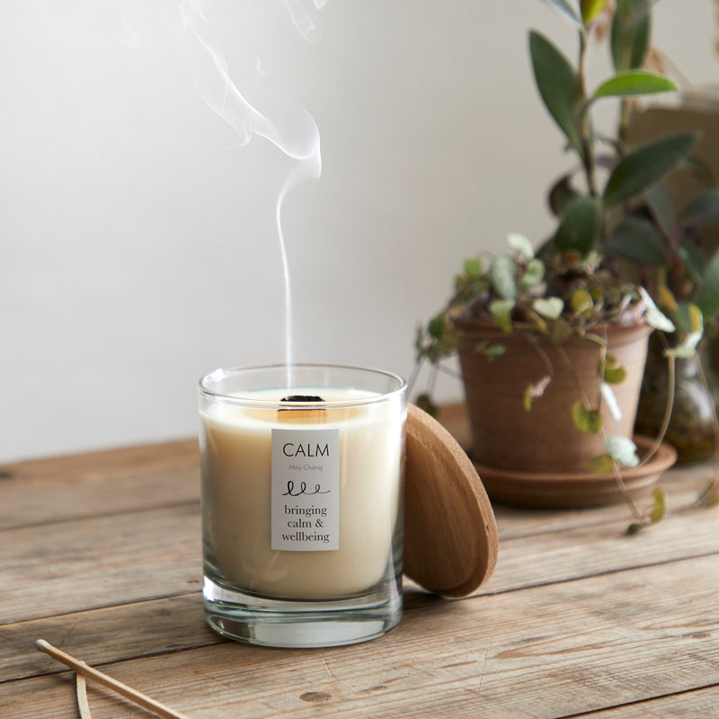 Soy Wax Candle - Calm