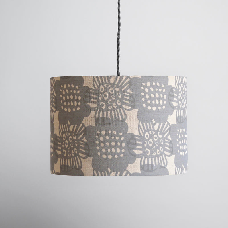 Small Lampshade in Bloom