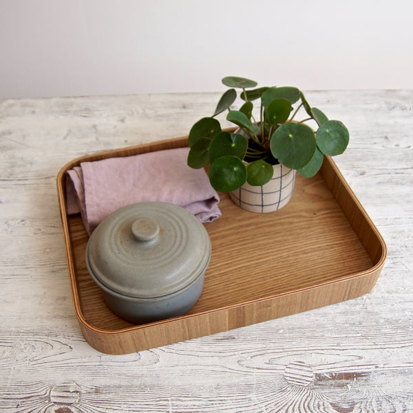 Plywood Tray