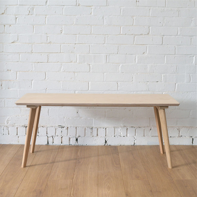 Perky Bench without cushion