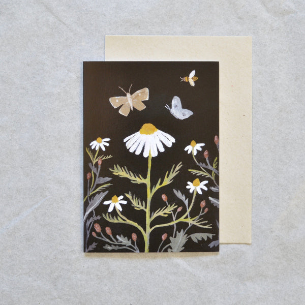 """Chamomile and Sorrel"" Card"