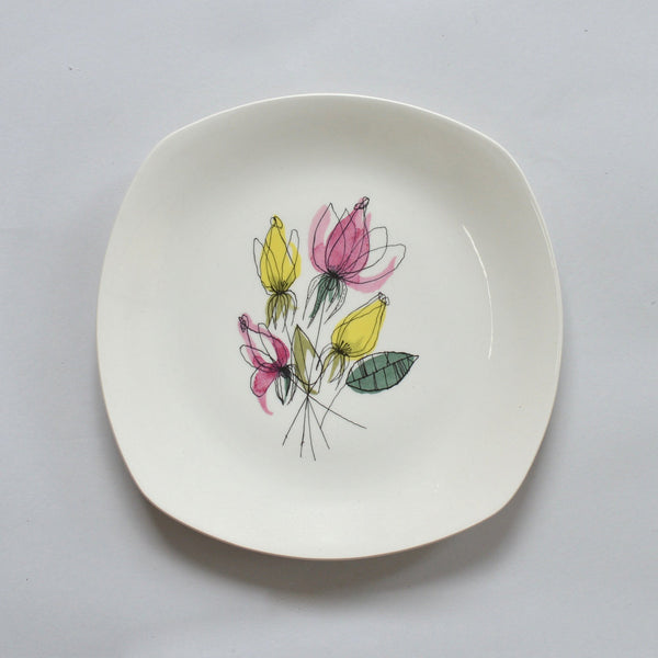 Vintage Midwinter 'Melody' Side Plate