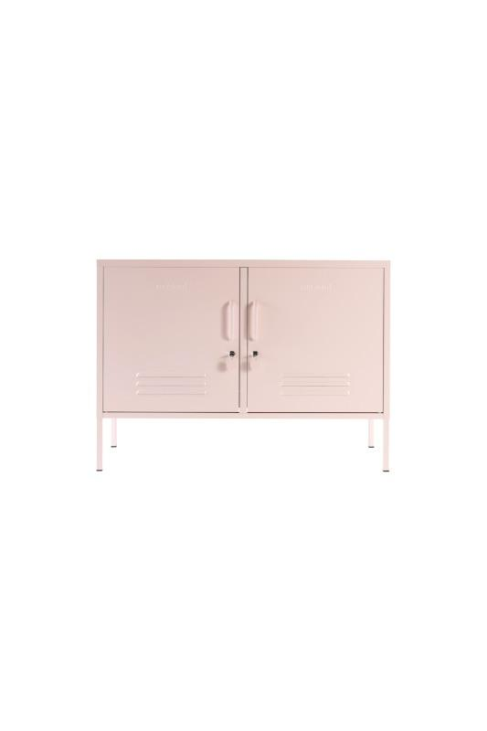 Low Blush Pink Locker