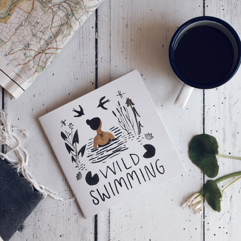 Wild Swimming Book by Flora Jamieson