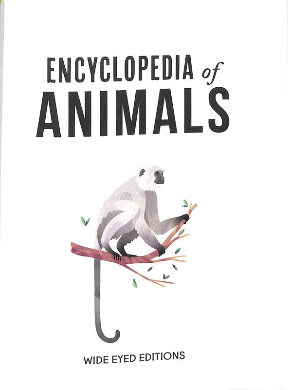 'Encyclopedia of Animals' Book