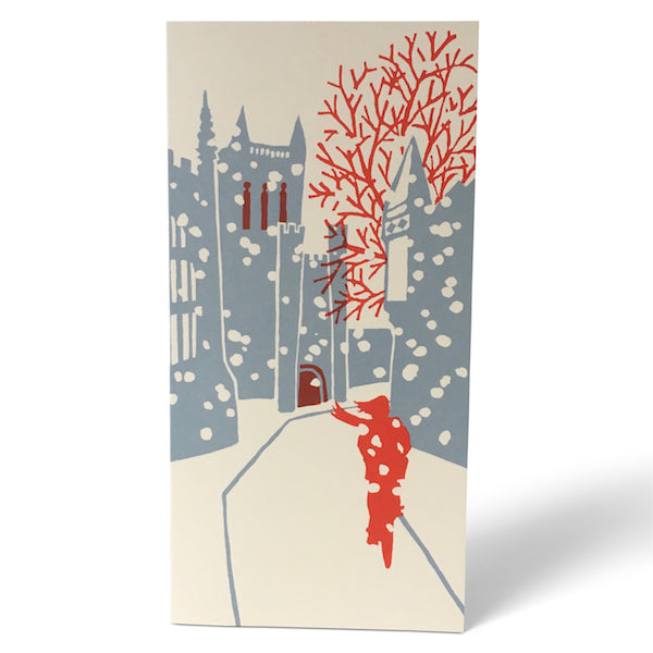 'Cambridge Winter' Pack of 10 Cards