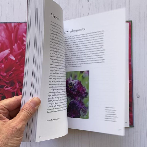 'The Flower Yard' Book