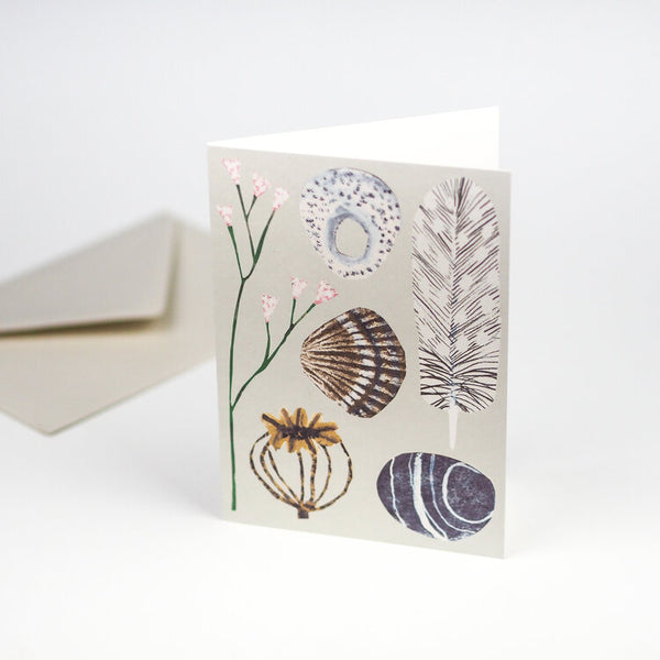'Finds' Greeting Card