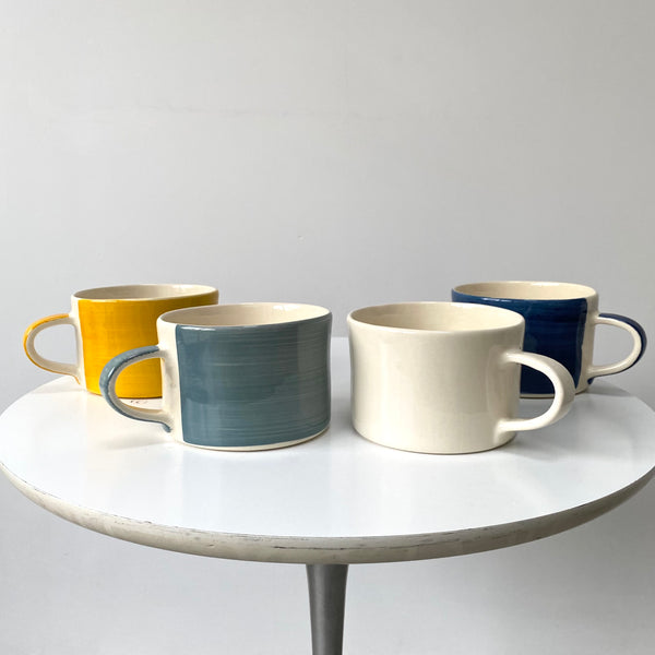 'Wash' Mug - 4 colours