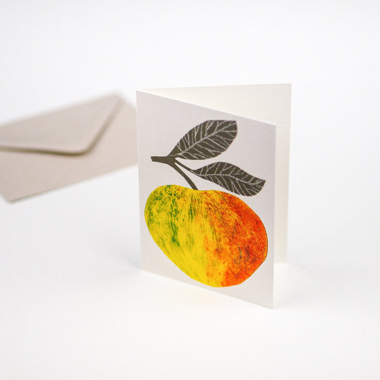 'Little Apple' Card