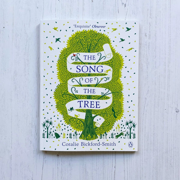 'The Song of the Tree' Book