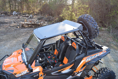 Polaris RZR Aluminum Roof