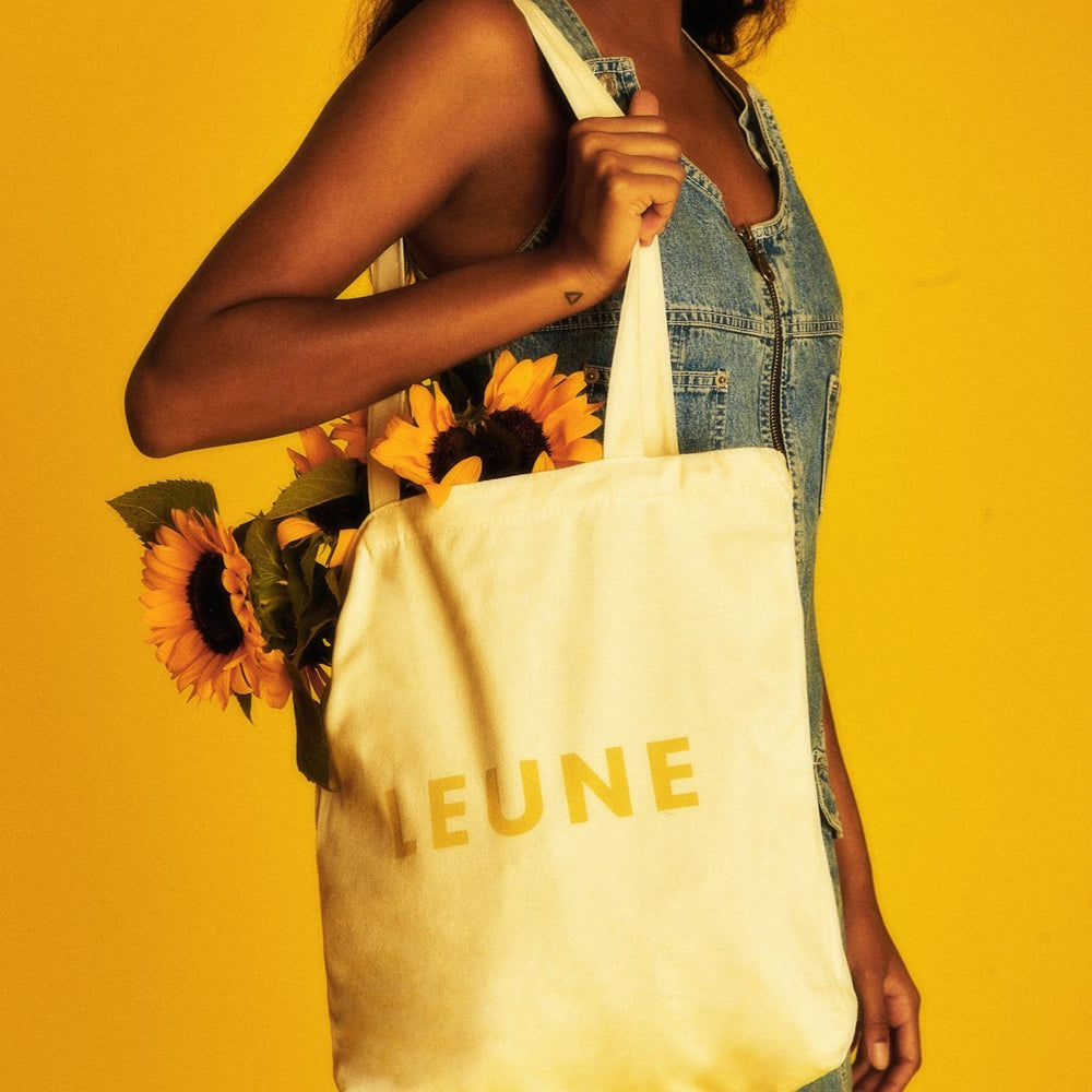 Load image into Gallery viewer, LEUNE Tote Bag