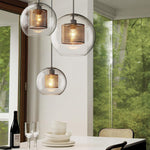 Chiswick Glass Pendant Light - Vakkerlighting