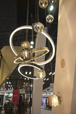 Cubie Suspension light