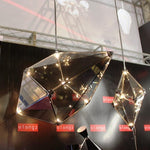 Maxhedron pendant light - Vakkerlighting