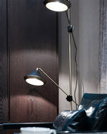 Shear Floor Lamp - Vakkerlighting