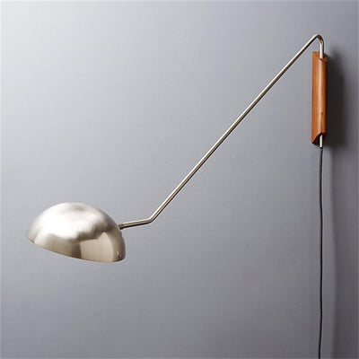 Swing Dome Wall Light - Vakkerlighting