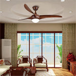 Traditional ceiling fan light - Vakkerlighting