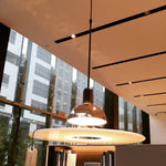Frisbi Pendant Light - Vakkerlighting