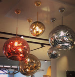 Melt pendant light system - Vakkerlighting