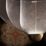 Meshmatics chandelier - Vakkerlighting