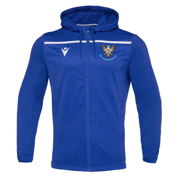 Training Aether Full Zip Hoody Royal Junior