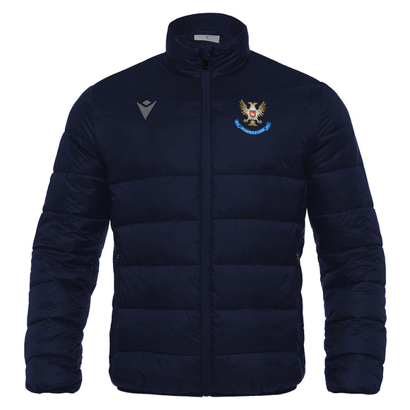 Training Eblana Bomber Jacket Navy Senior