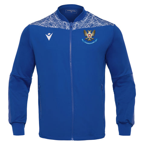 Training Shiva Full Zip Top Royal Senior