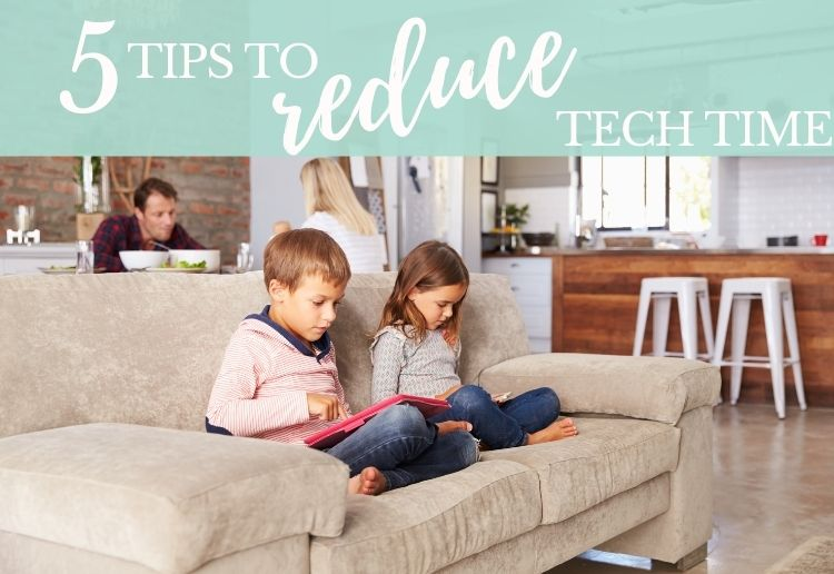 5 tips to reduce tech time