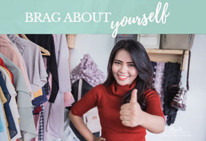 Brag about yourself!