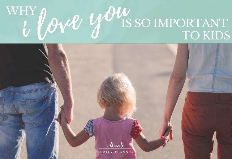 Why I Love You is so important to kids
