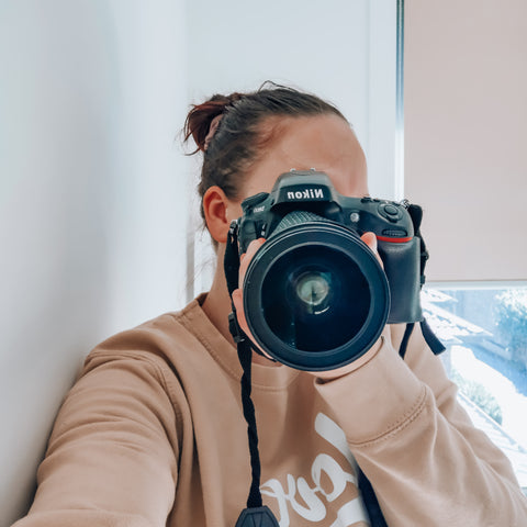 What camera to use when taking photos of your kids